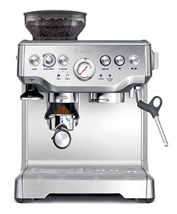 Breville BES870XL Barista Express Espresso Maker