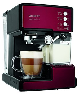 Mr. Coffee Café Barista Espresso Maker (with Automatic Milk Frother) Review