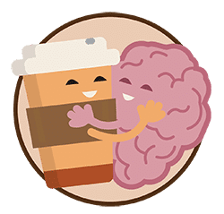 brain craves coffee