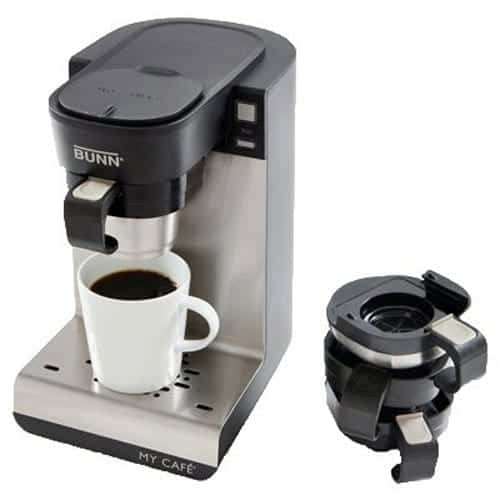 BUNN MCU Single Cup Home Coffee Brewer