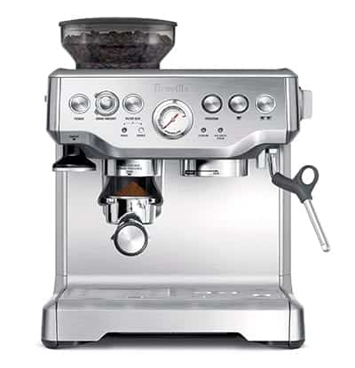 Breville BES870XL Barista Express Espresso Maker review