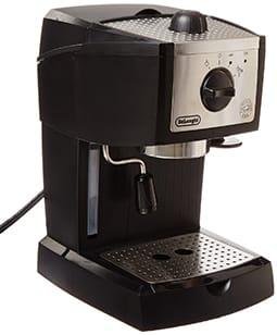 De'Longhi EC155 Espresso and Cappuccino Maker review
