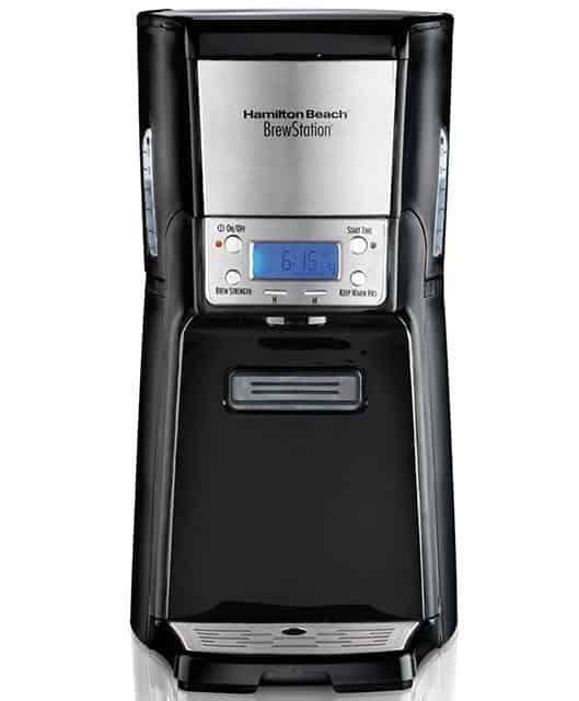 Hamilton Beach BrewStation 12-Cup Coffee Maker review
