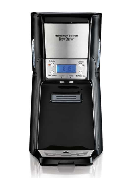 Hamilton Beach BrewStation 12-Cup Coffee Maker review