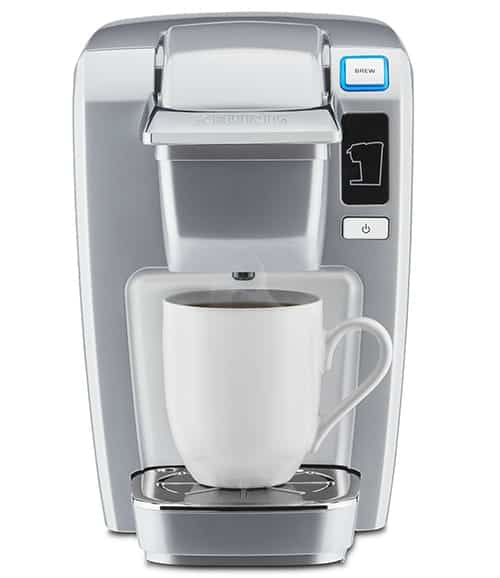 Keurig K15 Compact K-Cup Pod Coffee Maker review