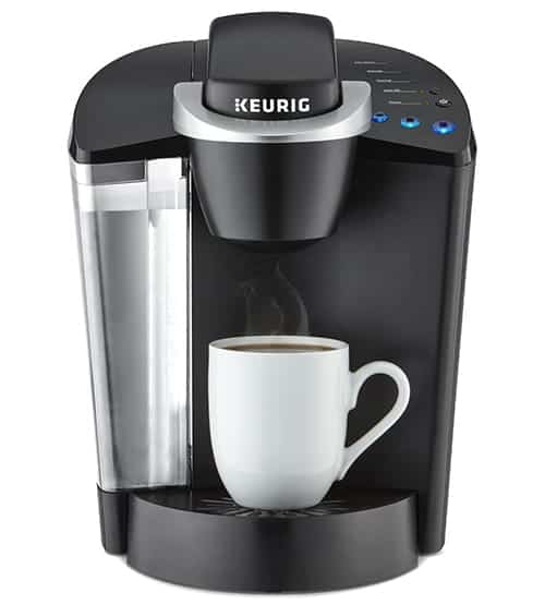 Keurig K55 Single Serve K-Cup Pod Coffee Maker review