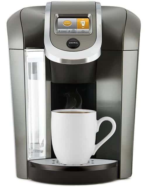 Keurig K575 Single Serve 2.0 Brewing System review