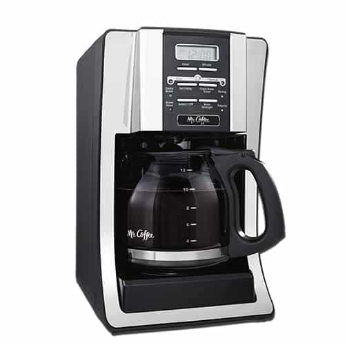 Mr. Coffee BVMC-SJX33GT 12-Cup Coffee Maker review
