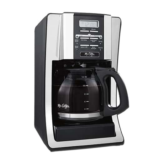 Mr. Coffee BVMC-SJX33GT 12-Cup Coffee Maker