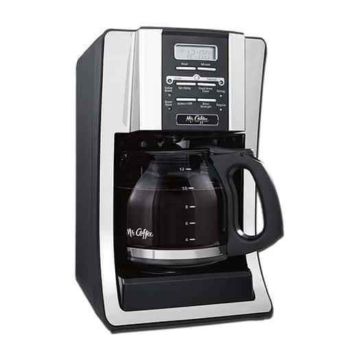 Mr. Coffee BVMC-SJX33GT 12-Cup Coffee Maker