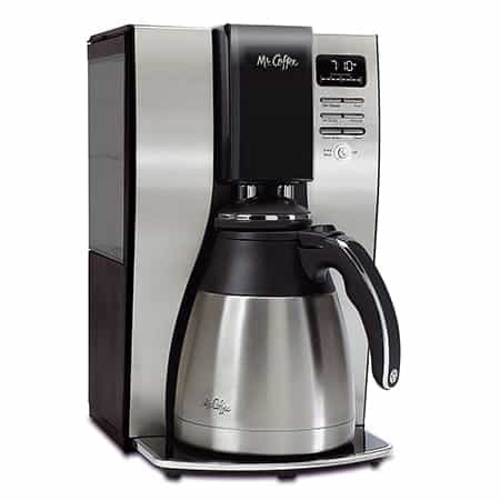 Mr. Coffee Optimal Brew 10-Cup Thermal Coffeemaker System review