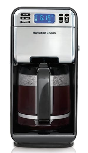 Hamilton Beach Coffee Maker 12cup Review