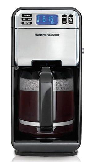 hamilton beach coffee maker 12cup