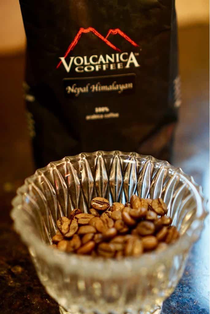 himalayan coffee beans