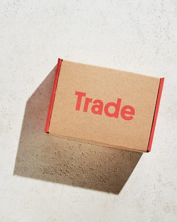 trade coffee gift