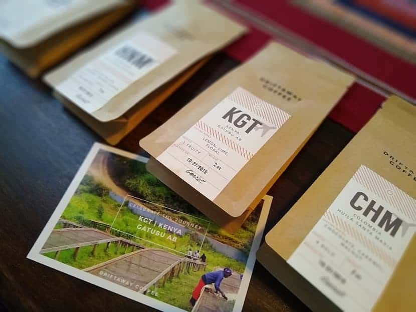 ethical coffee subscription