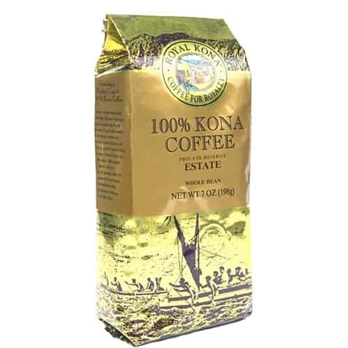 royal kona coffee 100 percent