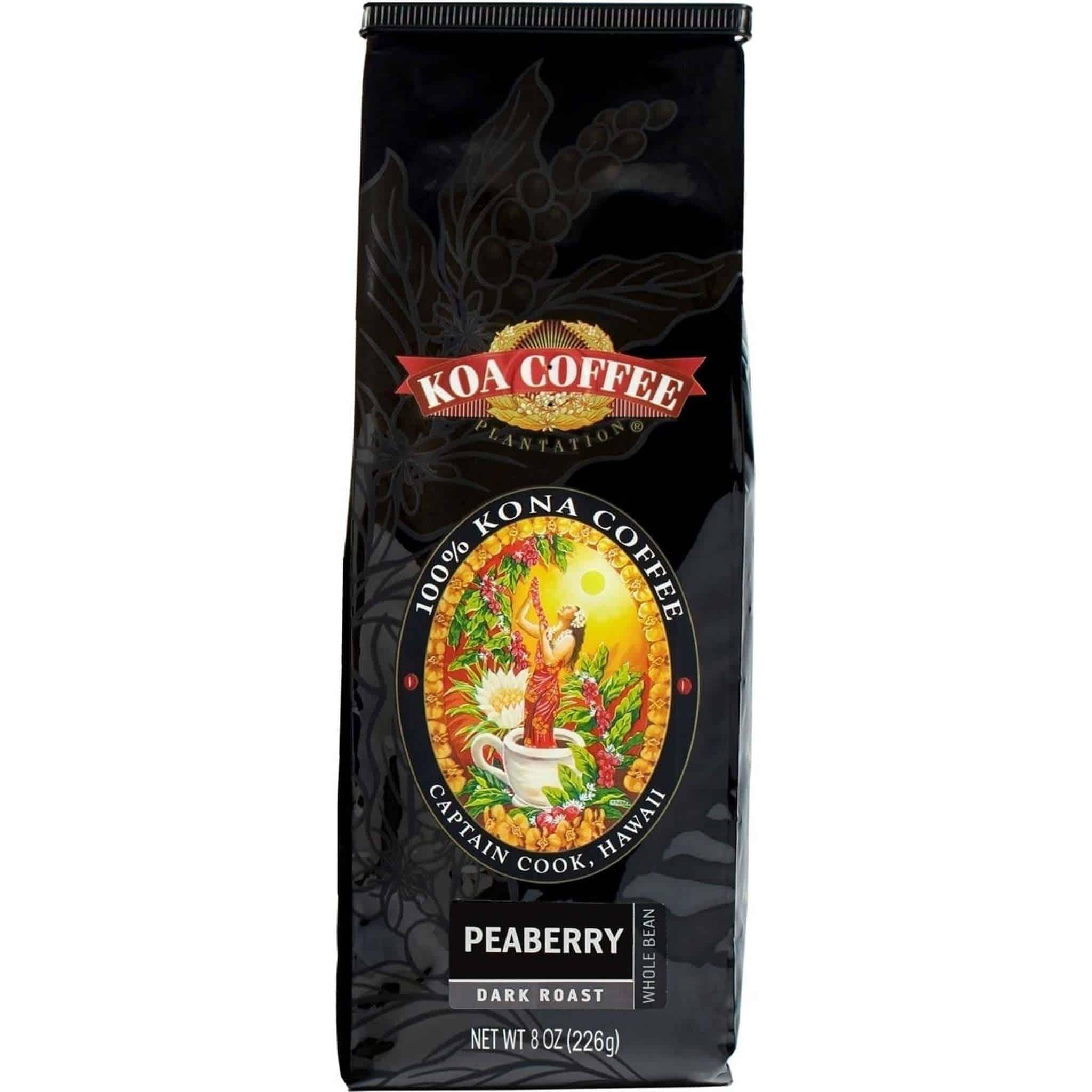 Koa coffee dark roast