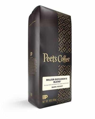 Peets Coffee Major Dickensons