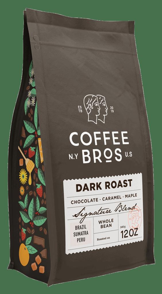 coffee bros dark roast