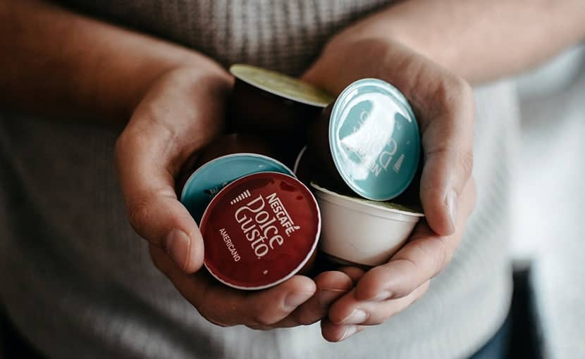 k cup coffee pods