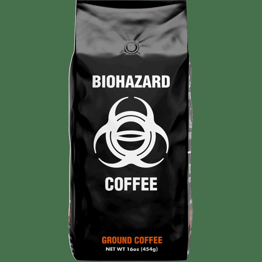 biohazard coffee