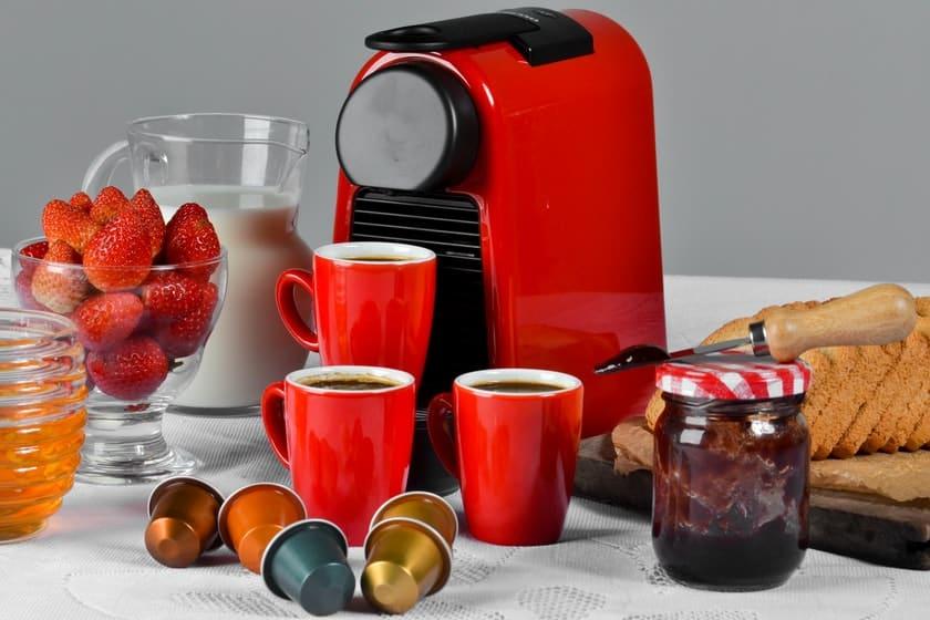 pod coffee makers